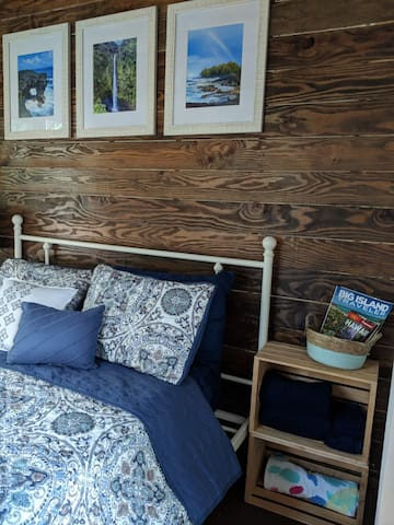 Plan your adventures in your tiny home away from home!