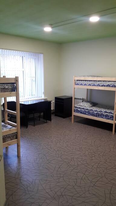 8-местная комната