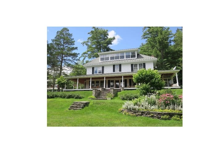 Historical Home in the Heart of the Catskills.