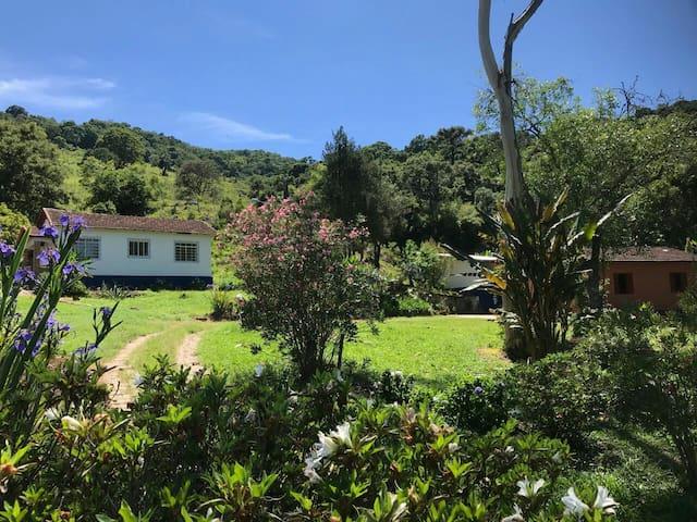 Sítio Rio Verde, Pocinhos, Caldas/MG
