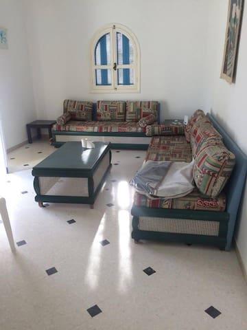 Bel Appartement à Hamemet - Borj Cédria - Apartemen