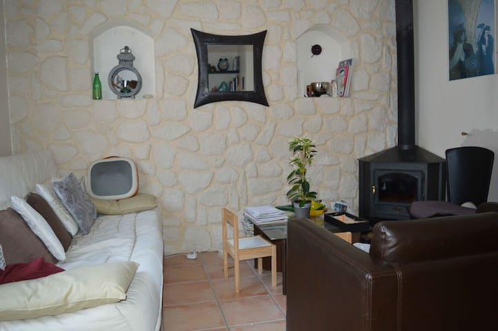 Gîte proche de Disney et Paris - bords de Marne - Champs-sur-Marne - House