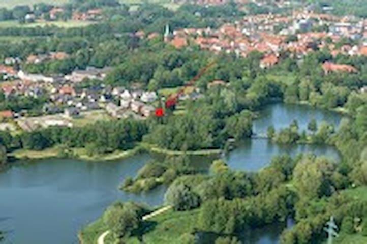 Ferienwohnung am Stadtsee