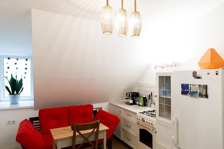 Apartment-Mansarda Cruiser Aurora