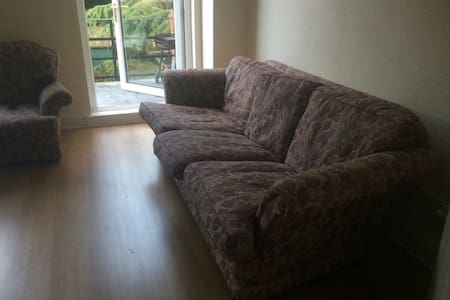 Charming and Comfy Couch - Leicester