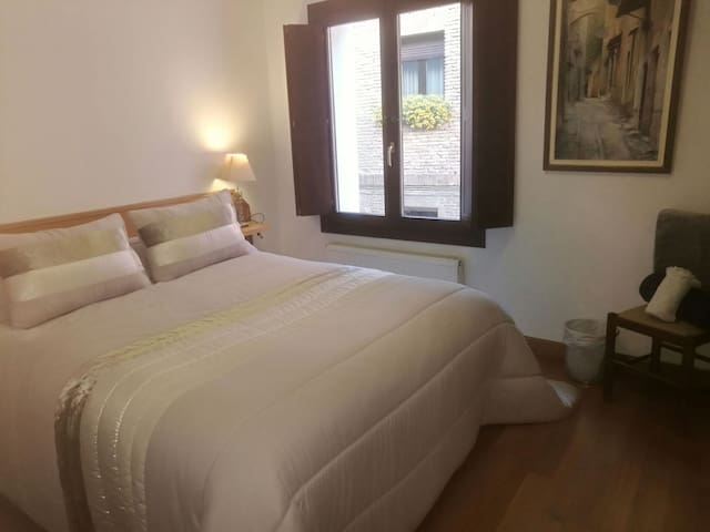COMFORTABLE KING ROOM - Estella - Guesthouse