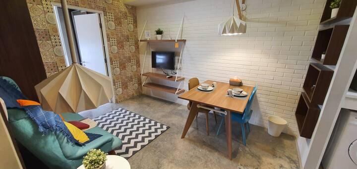 Skandinavia 2bedroom TH