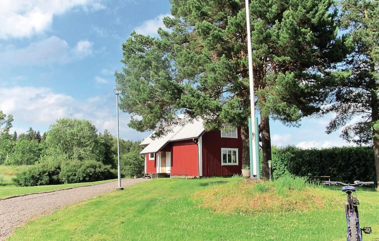 Holiday cottage with 2 bedrooms on 87m² in Åsensbruk