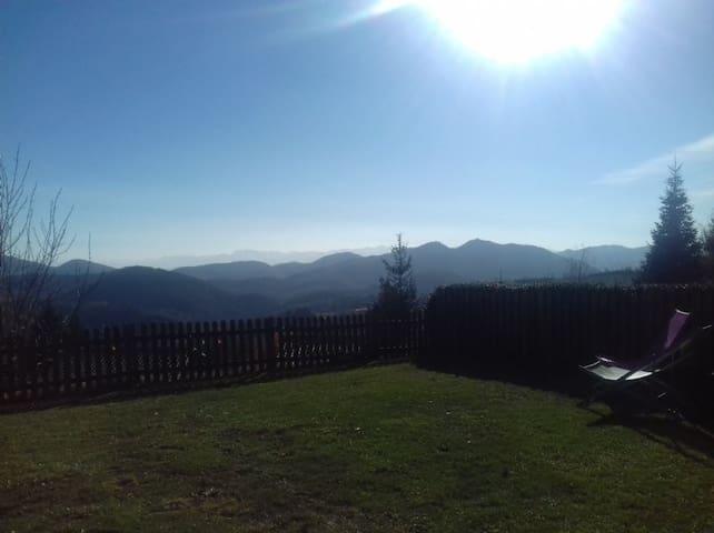 Preciosa casa rural,vistas,Jardin.Vall Camprodon