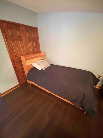 Single Bed in Master Bedroom (2nd Floor)