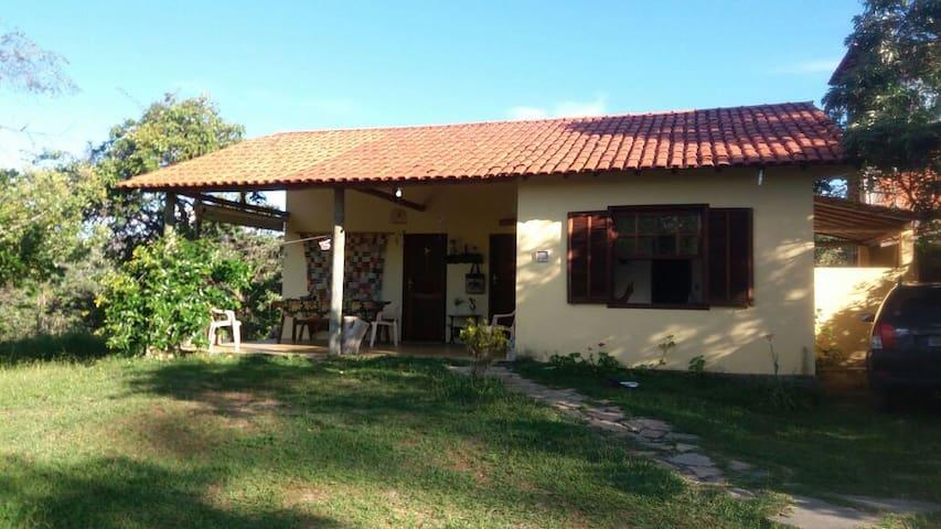 """Casinha de campo """"São Gonçalo do Rio das Pedras"""""""