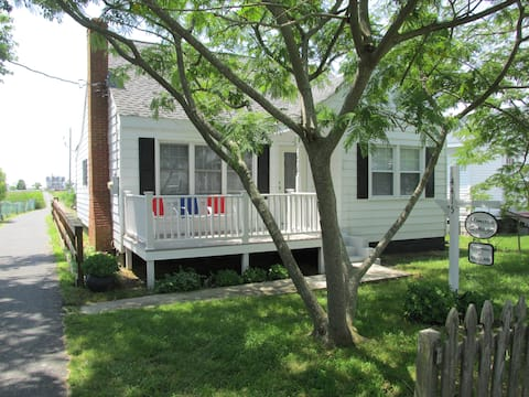 Mimosa Cottage on Tangier Island