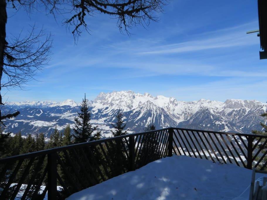Dachstein und Ramsau