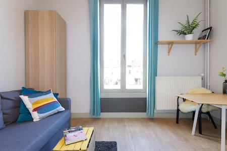City Centre Parkview studio - Gent - Apartment