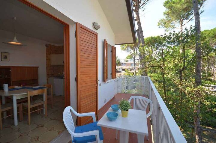 apartment for 4+1 persons in Bibione R82092