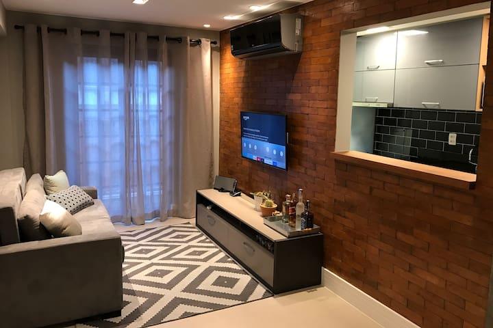 Apartamento Itaipava - no coração do melhor bairro - Petrópolis - Apartment