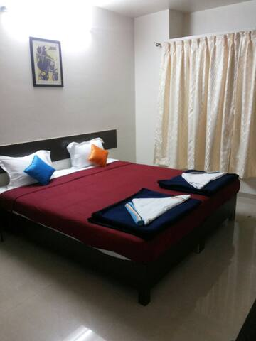 Cozy Delux Apartment Room in Mumbai - Thane - Thane - Apartamento