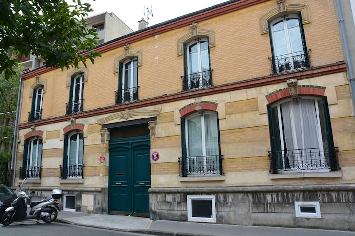 appartement villa Regina - Vincennes - Lejlighed