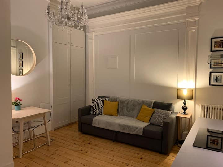 Ballsbridge Modern 1 Bedroom Studio Apartment