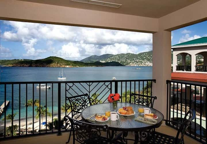 Marriott Frenchman's Cove Villa in St Thomas