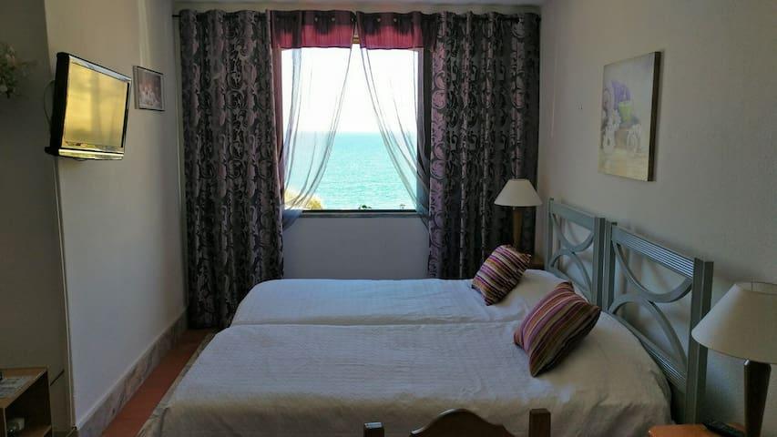 Studio Sea & Beach front view - Casa Monte