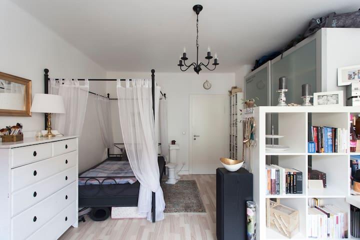 cosy & comfortable room near center - Nürnberg - Apartamento