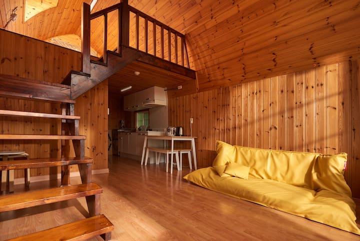 자작나무(복층, 독립된 캐빈형 객실)