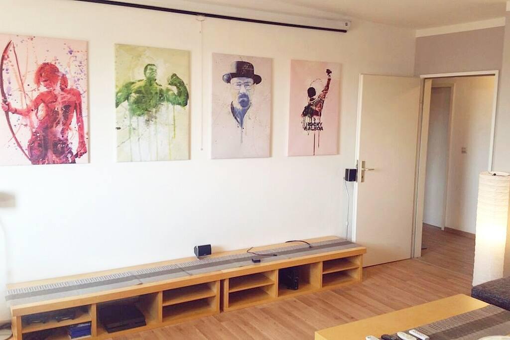 Livingroom (Picture 2)