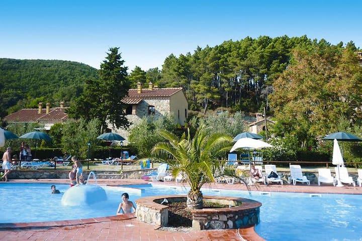 4 etoiles maison de vacances a Riparbella