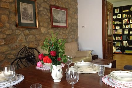 Marquesa, 10. Vivienda del siglo XIX en Asturias. - Pola de Siero - Apartament