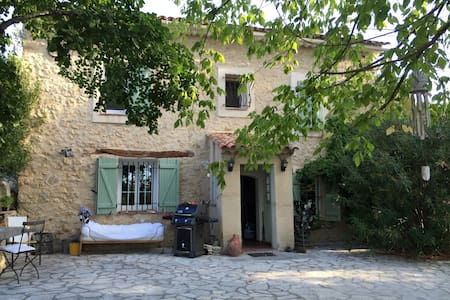 Charming Bastide house in Provence - Cotignac
