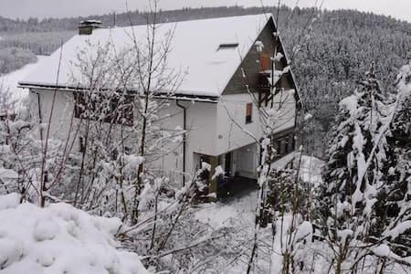 Zonnig appartement, mooi uitzicht - Schmallenberg