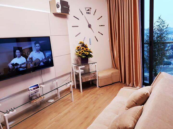 Luxury  apartment Green Bay Premium, Halong