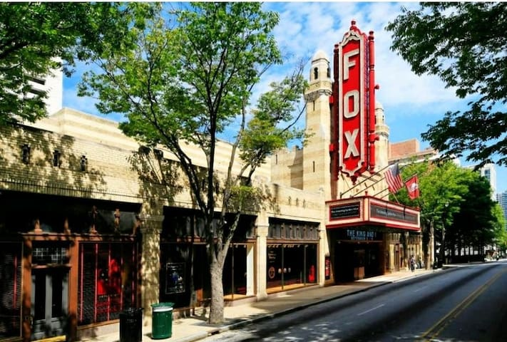 The Safe Haven |@ Fox Theatre| Free Parking