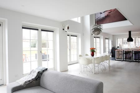 Luxury house close to lake and Cph - Lyngby - Дом