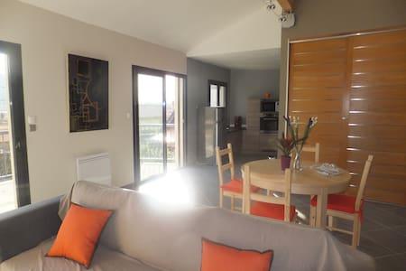 maison récente de 2013 - Arras-sur-Rhône - 独立屋
