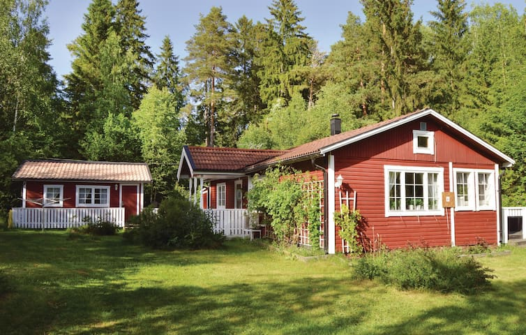 Holiday cottage with 5 bedrooms on 96 m² in Östhammar
