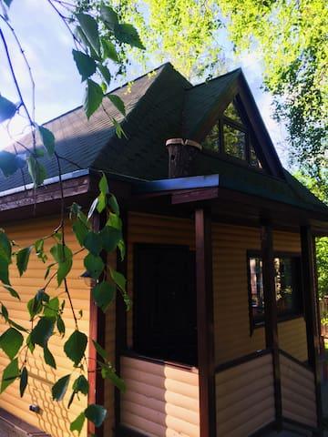 Гостевой домик . Chalet