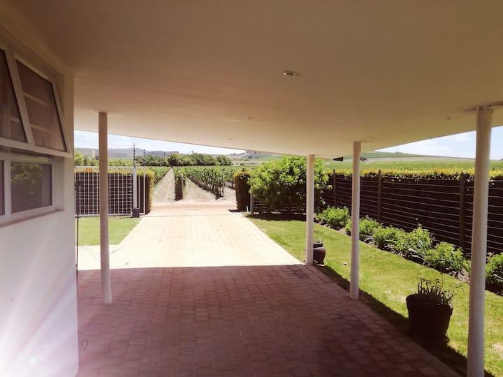 Induku - beautiful home on a Stellenbosch farm