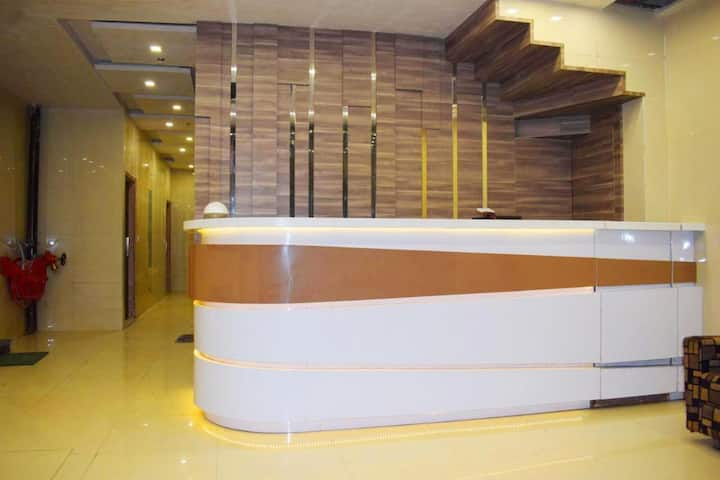 Family Triple Room @Hotel Star Light, Amritsar