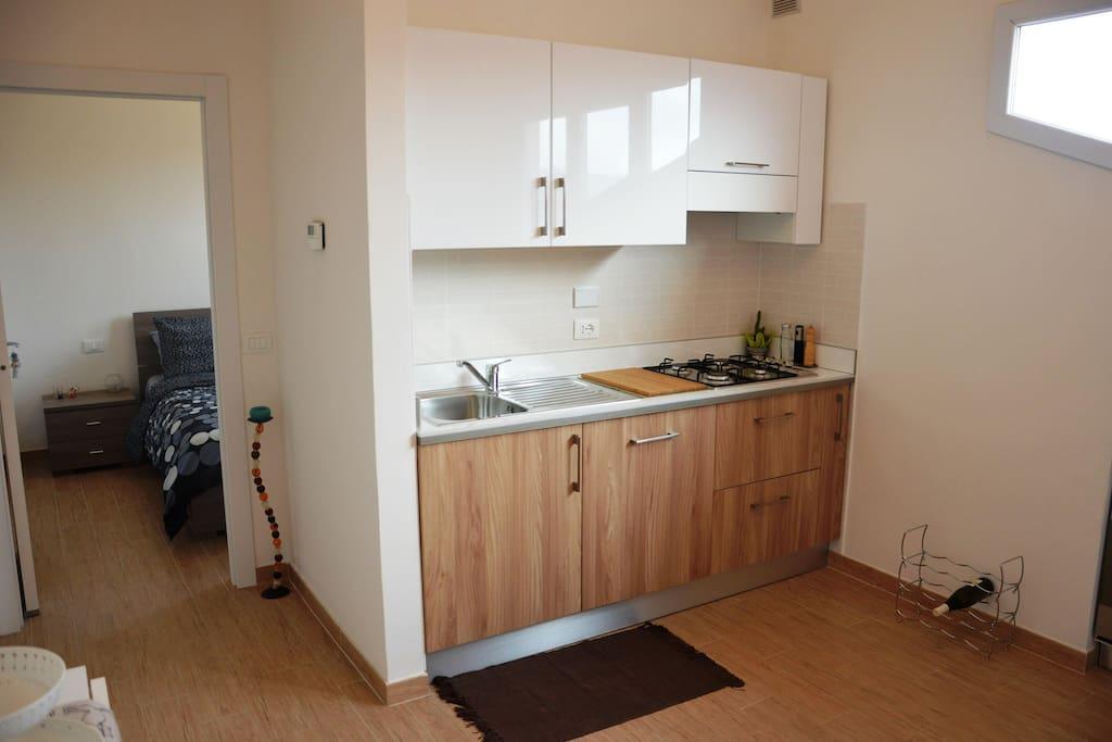 Cucina sala da pranzo - Kitchen dining room