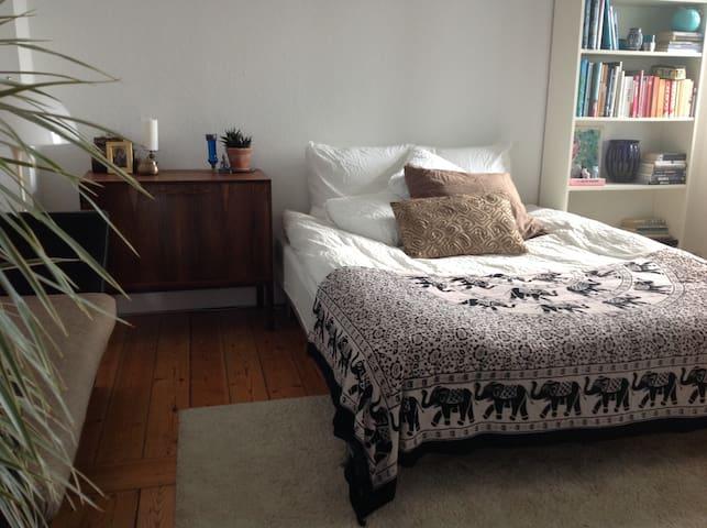 Private room in central Aarhus - Aarhus - Apartemen