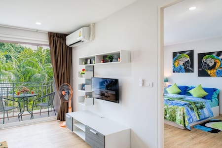 Exotic 1 bedroom apartment @Kata, beach - 900 m