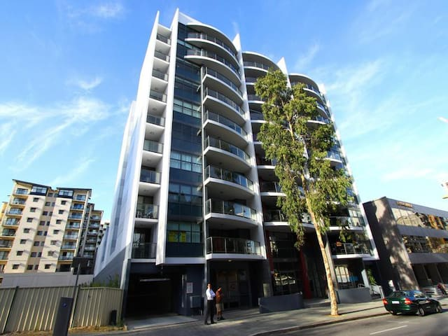 *Meet the Apartment in the heart of Perth *