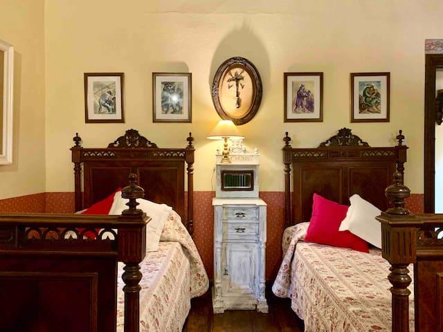 Doble habitación con baño incluido