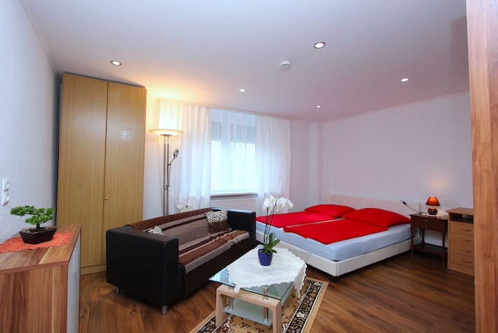 1 Zimmer Apartment | ID 6739 | WiFi, Apartment