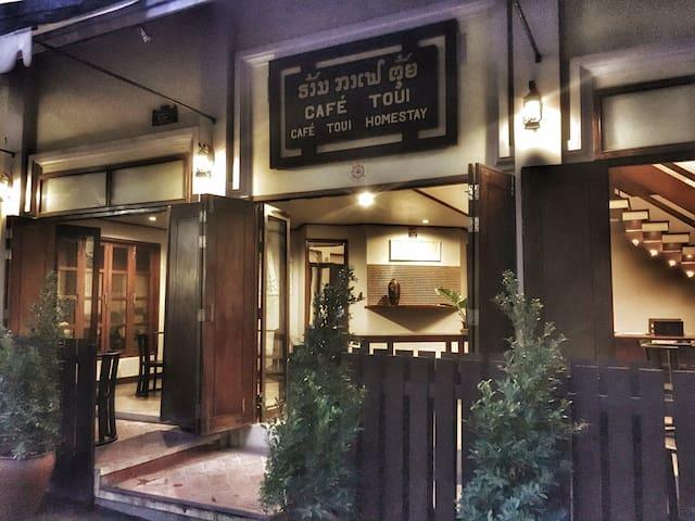 Café Toui Homestay Room 6