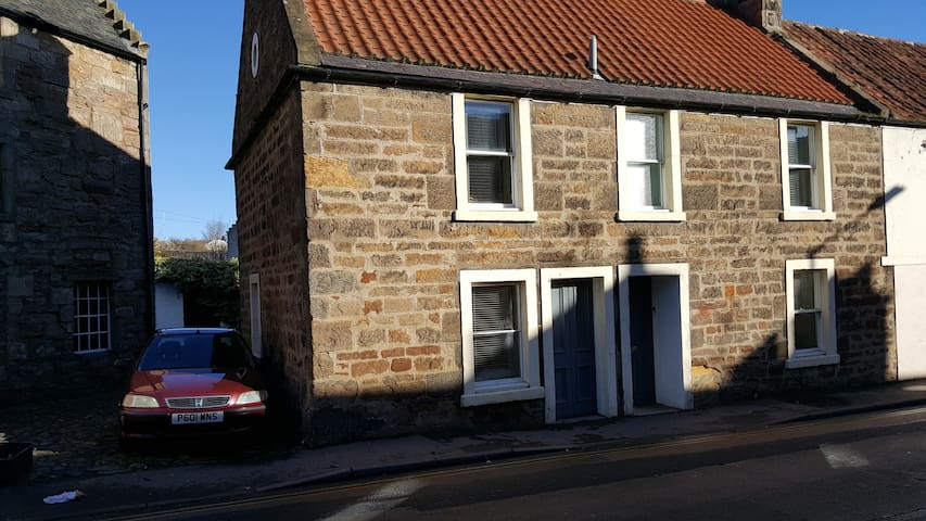 Dreel Cottage - all of it for the price of a room! - Anstruther - Casa