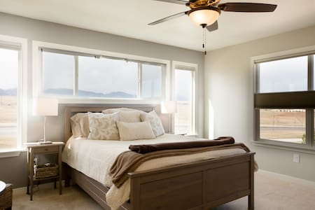 Mountain views and open space - Arvada