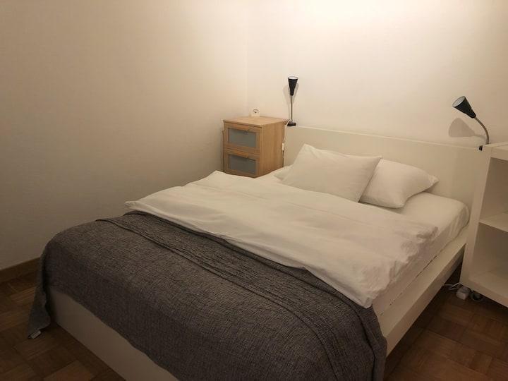 Stadt Zürich zentrale Wohnung